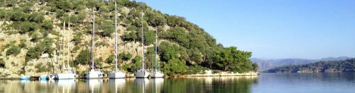Sailing Marmaris